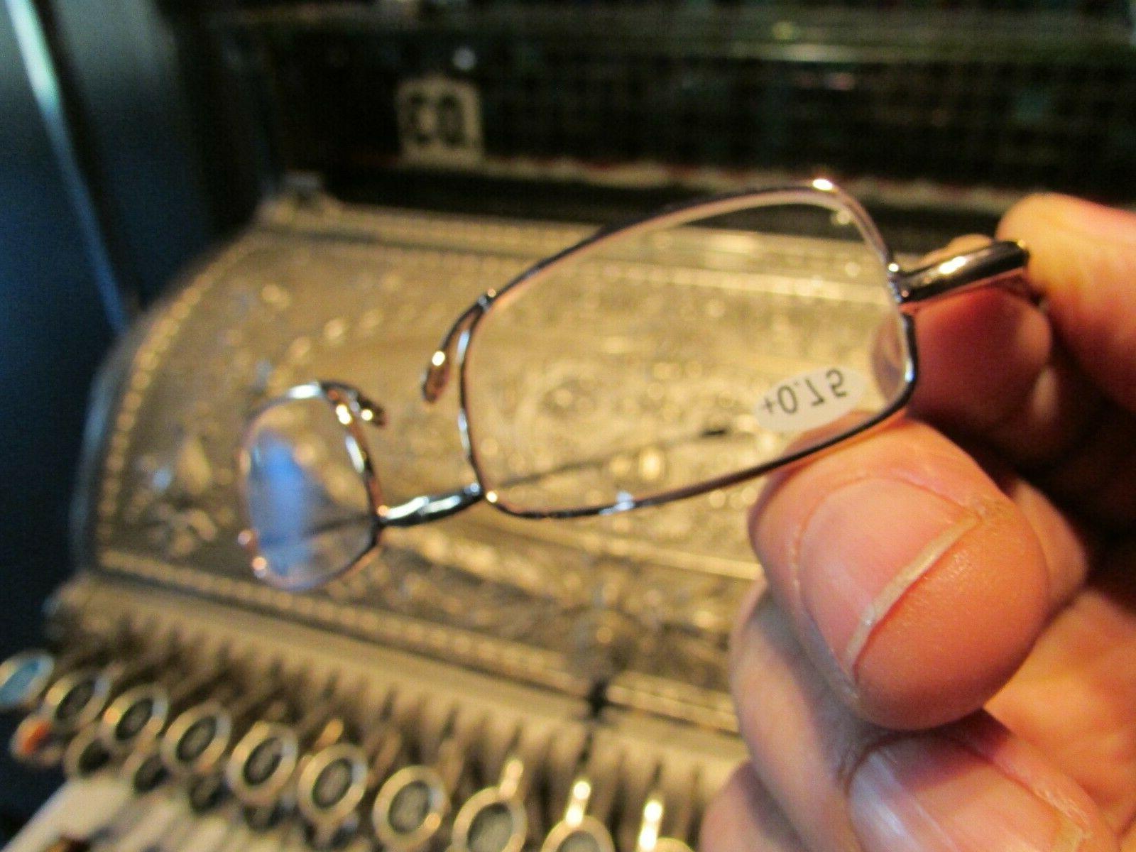 READING GLASSES 2 COPPER CASE SUCCESS EYEWEAR
