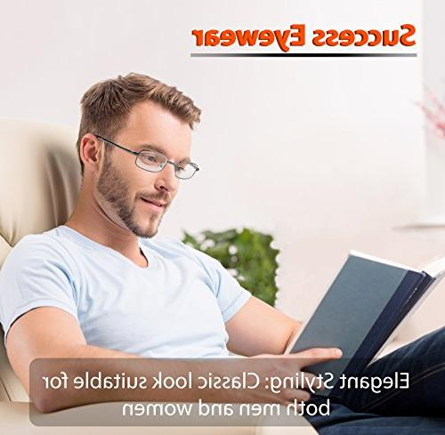 Reading Glasses Set 2 with and Reading for Women