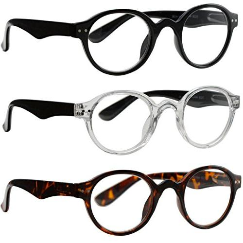 Reading Pair Spring for and Fashion Glasses for +2.5