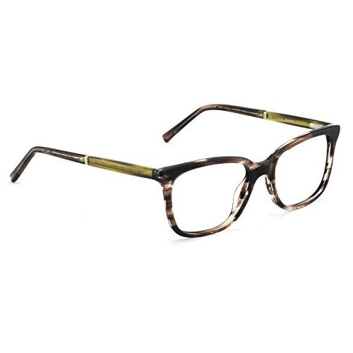 rectangular stylish acetate frame non prescription fashion