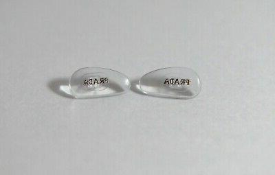Replacement for PRADA Eyeglasses W/ Screws Silver