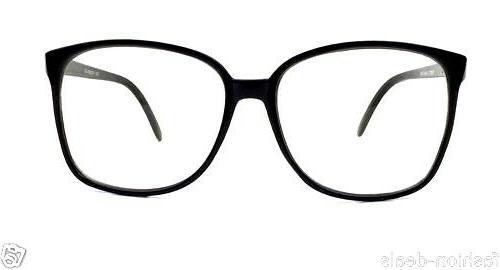 Retro Huge Oversized Square Men Eyeglasses
