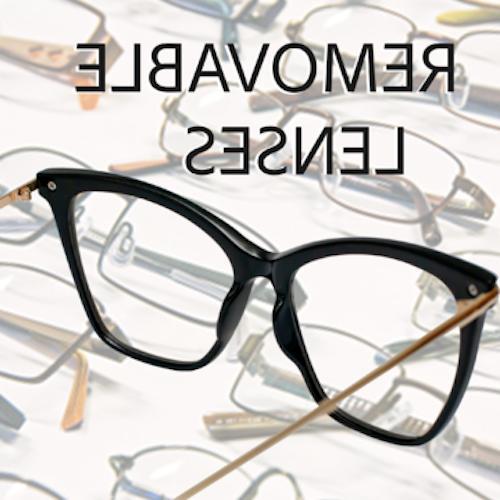 Retro Oversized Square Men Eyeglasses GAFAS