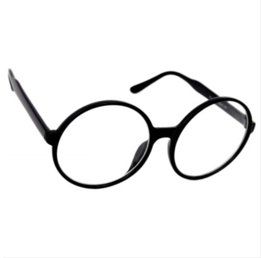 Oversized Large Hipster Women Eyeglasses Frames