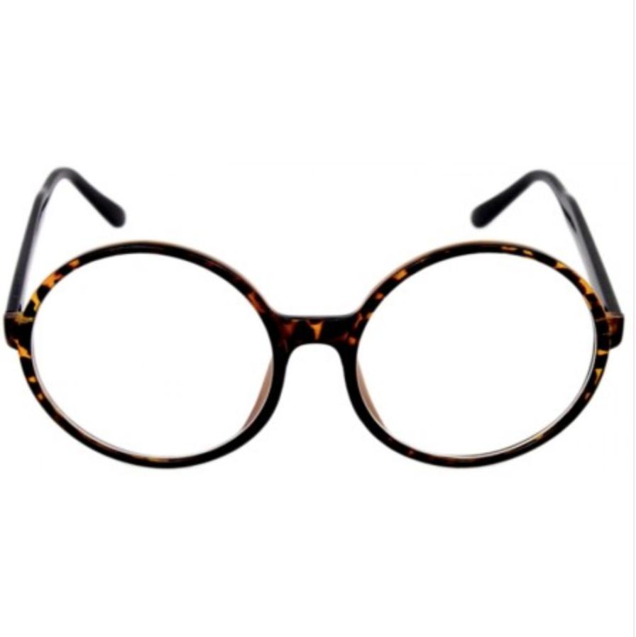 Large XXL Hipster Eyeglasses
