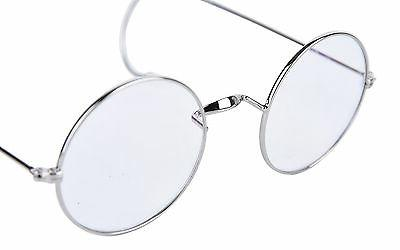Agstum Wire Mens Eyeglasses Frame Without 47mm 49mm