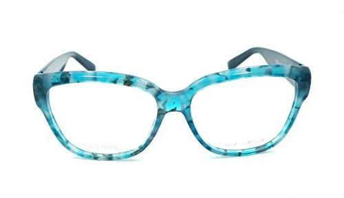 Jimmy Choo Eyeglasses Frames JC 55-15-140 Teal in