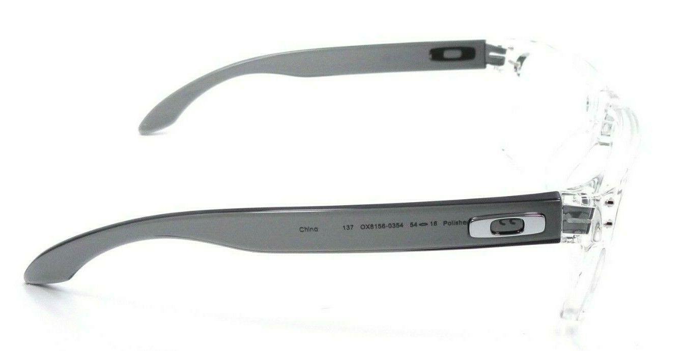 Oakley Rx OX8156-0354 54-18-137 Polished