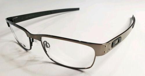 rx eyeglasses metal plate light titanium frames