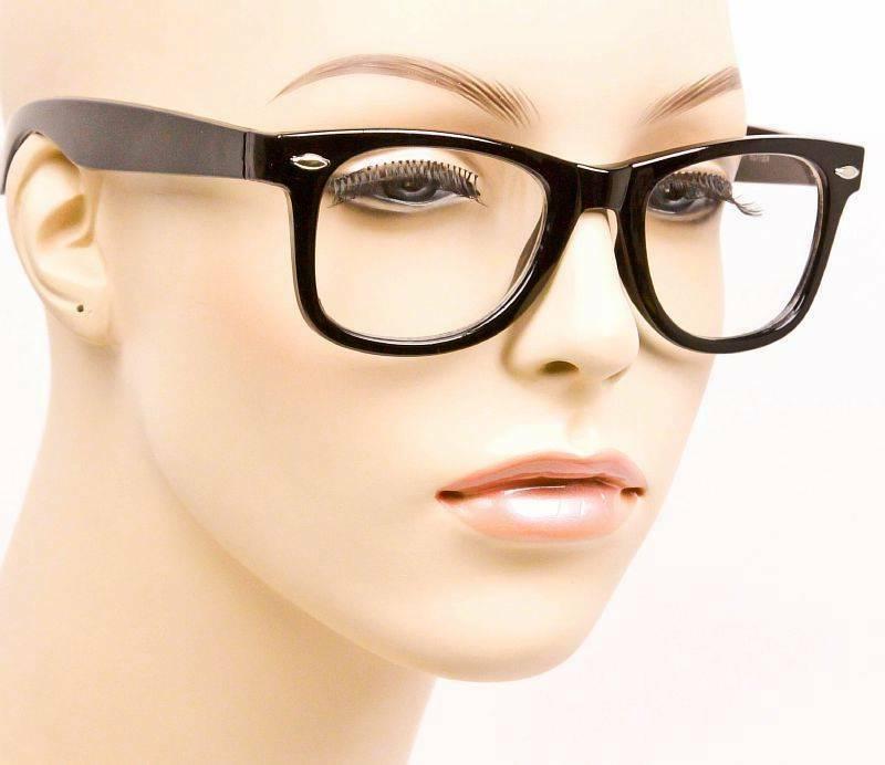 Sexy Clear Lens WaYfe Fashion HOT Women Frames M L