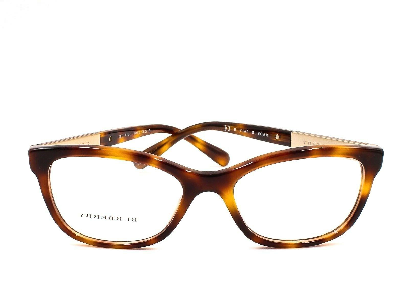 Burberry Frames Glasses Tortoise B 2232
