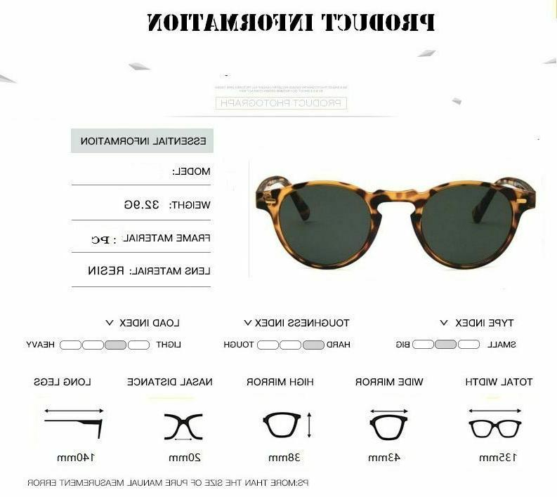 Women Vintage Eyeglasses Multicolor UV400
