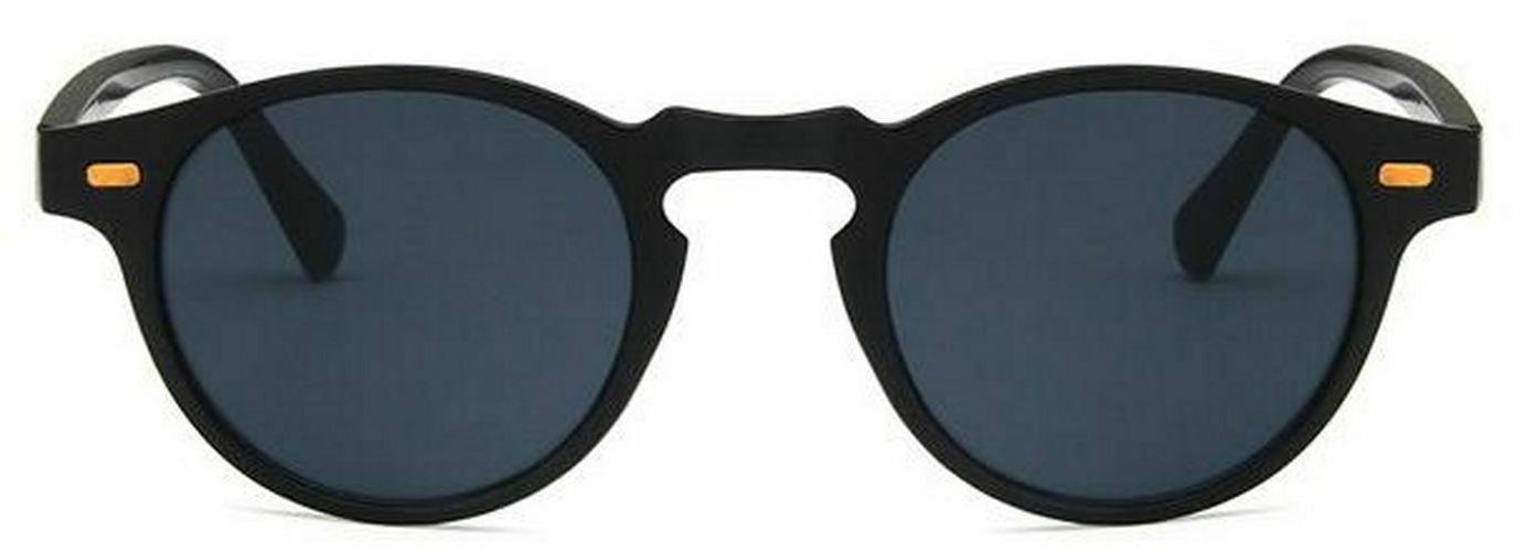 small round sunglasses men women vintage eyeglasses