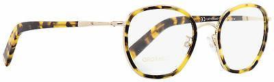 square eyeglasses tf5339 056 gold tortoise 49mm