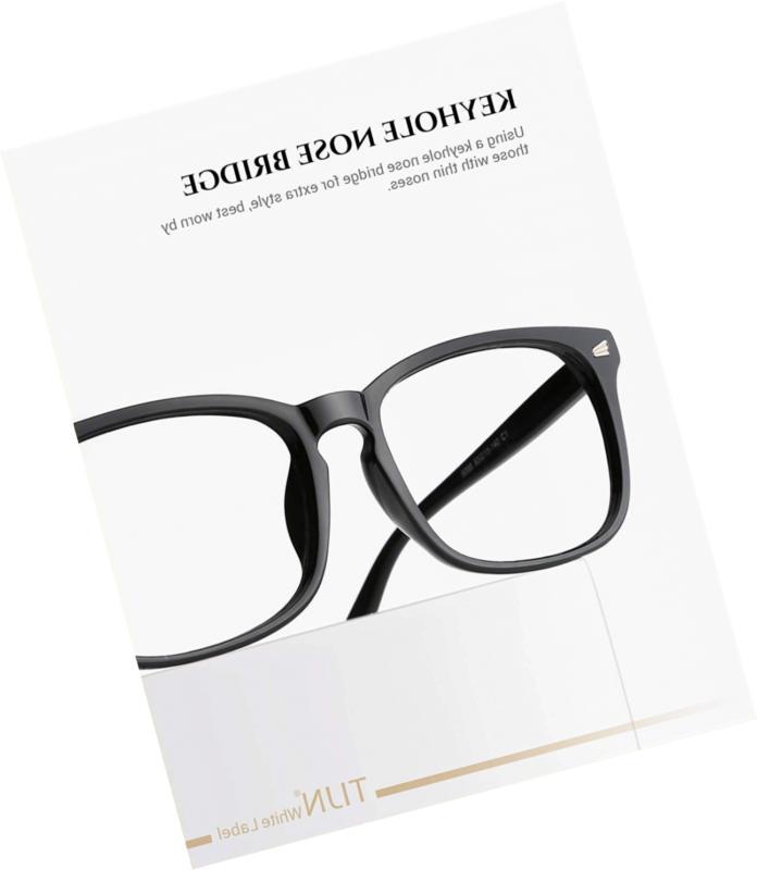 Stylish Glasses Lens Men