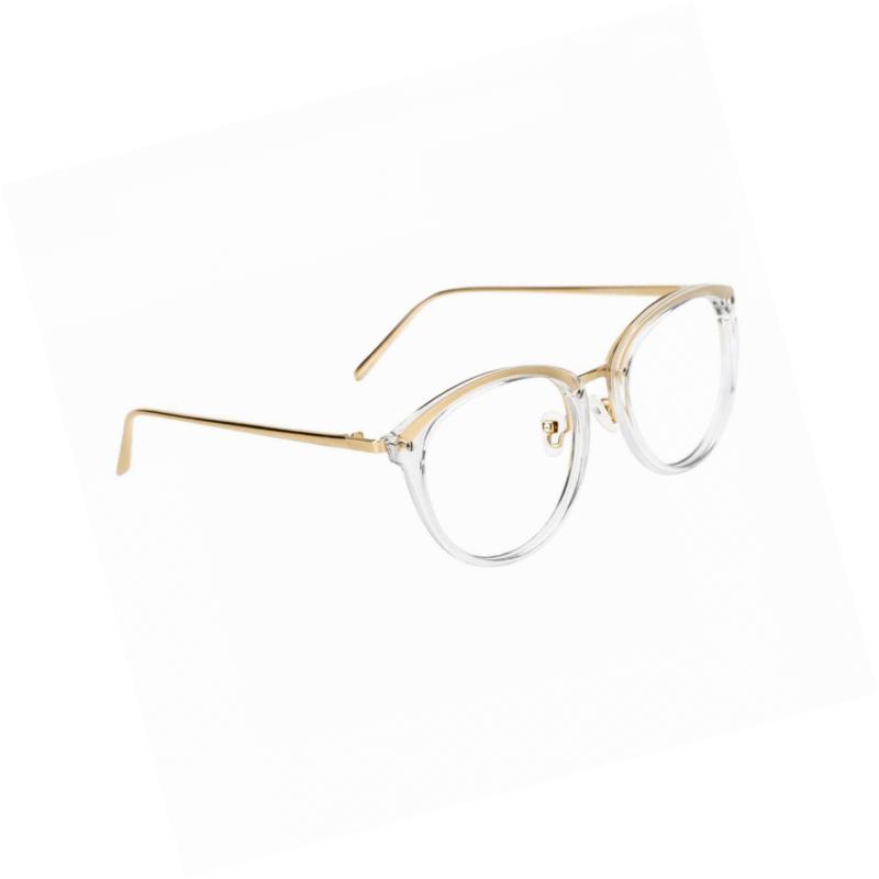 tijn vintage round metal optical eyewear non