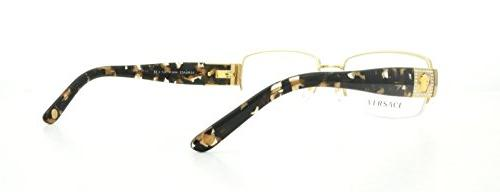Versace 1175B w/ Gold and Non-Rx 51 mm Lenses,