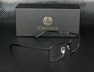 Versace VE 1232 Eyeglasses 1261 Black