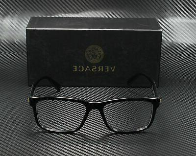 VERSACE VE3253 Demo 55 Men's Eyeglasses