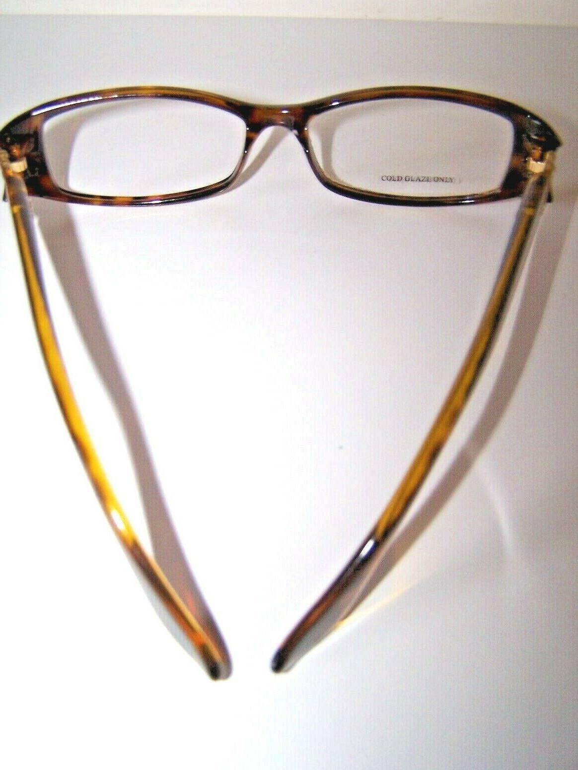 Vintage Gucci Eyeglass NEW Metal Ready