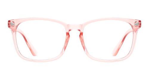f84d22df10622 TIJN Unisex Non-Prescription Eyeglasses Clear Lens Glasses