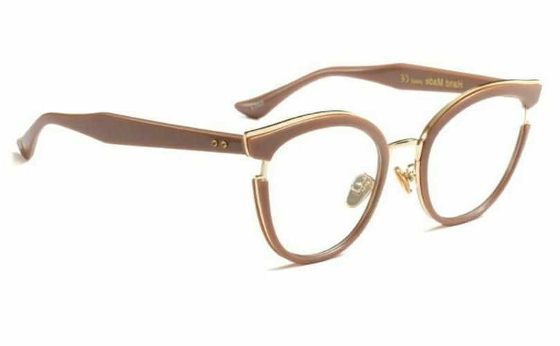 women fashion cat eye glasses optical metal