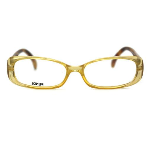 Fendi Authentic FF Frame 135