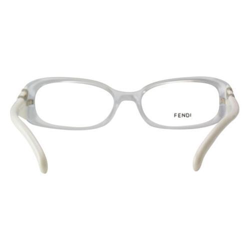 Fendi Women's Frames FF 971 Crystal/White 51 16 135 Full Rim