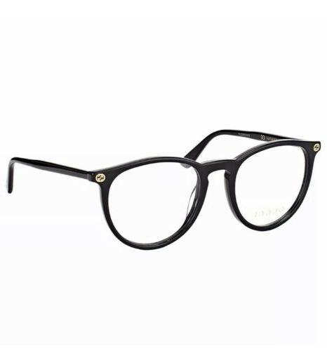 women s gg0027o 50mm optical glasses new