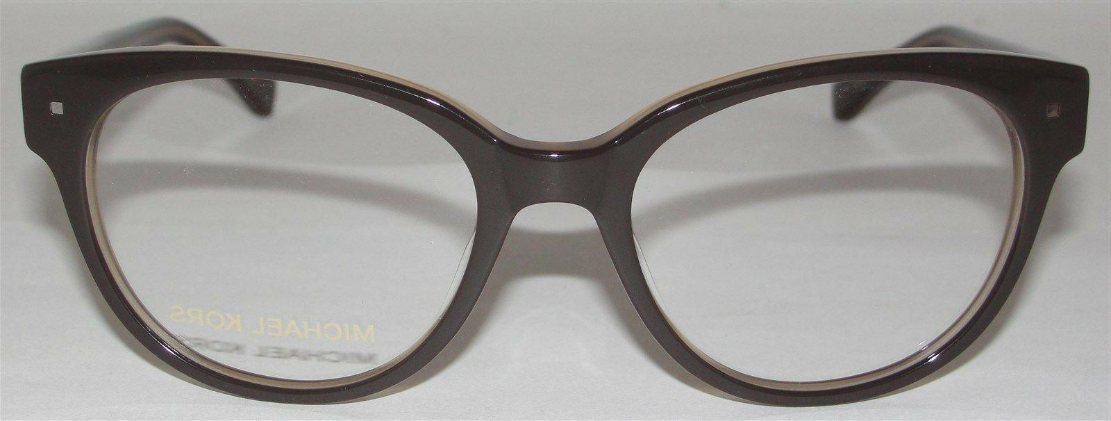 MICHAEL KORS Women's Glasses Eyeglasses MK289 200 Brown Fram