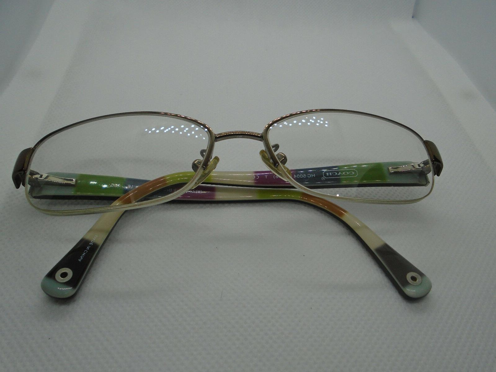 Coach HC5004 Brown Tortoise Frames