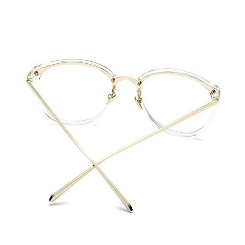 Amomoma Women's Fashion Eyeglasses