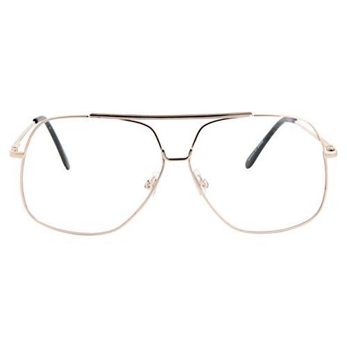 XL Mens Lens Eye Square Fashion 62mm,