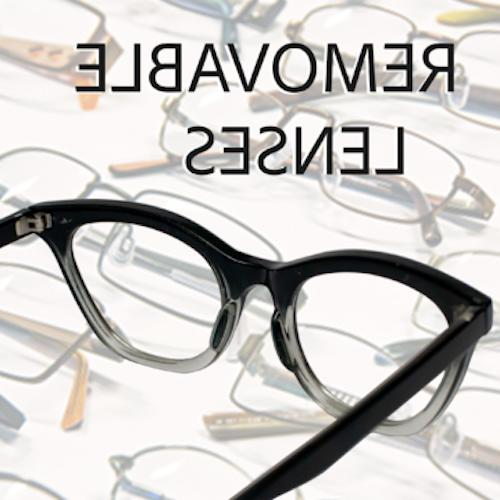 XXL Eye MISS GORGEOUS Clear Eyeglasses Glasses