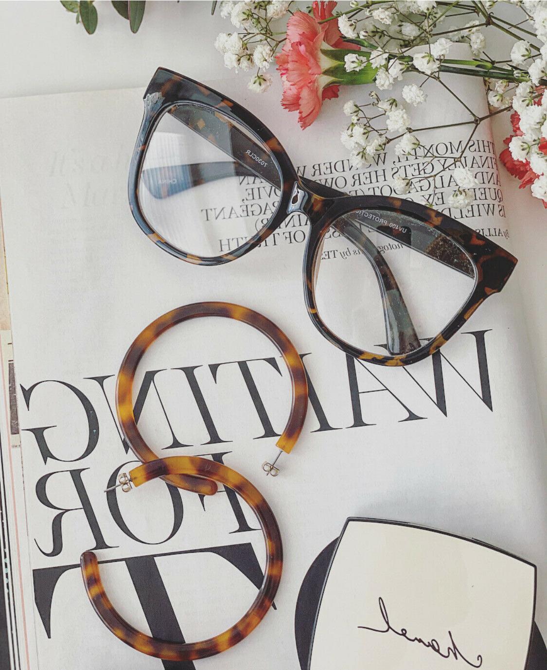 MISS Clear Eyeglasses Glasses