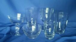 Libbey Glassware 1940s Original Box 36 Pcs Glass Pantry New
