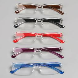 Magnifying Eye wear Vision Care Reading Glasses Eyeglasses +