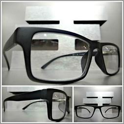 Men CONTEMPORARY MODERN READING Eye Glasses Readers Matte Bl