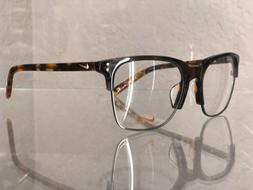 Nike Men's Eyeglasses 38KD 070 Anthracite/Tortoise Square Op