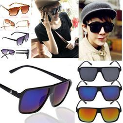 Men's Vintage UV400 Outdoor Sunglasses Sports Retro Driving