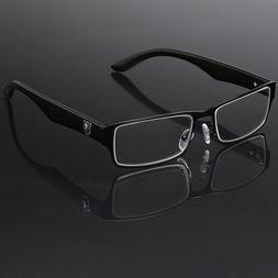 Men Women Non Prescription Clear UV Lens Fashion Eye glasses