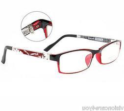 Agstum Mens Womens Sport Myopia Glasses Optical Flexible Eye