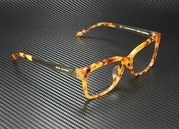 MICHAEL KORS MK4064F 3734 Amber Tort Demo Lens 55 mm Women's