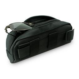 Molle Sunglasses case Eyeglasses Bag Tactical Military Men B