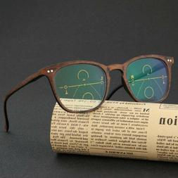 Multifocal Reading Glasses Progressive Lens Eyeglasses Far N