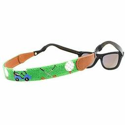 Needlepoint Sunglass Strap Retainer By  At Mens Clothing Sto