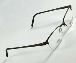 New CARGO 5037 10 Men's Eyeglasses W/ Clip On Sunglasses 50-