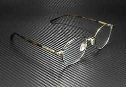 New Authentic Gucci GG0392O 002 Havana / Gold Eyewear Eyegla