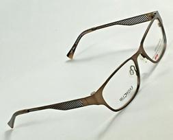 New EASYCLIP EC310 10 Women's Eyeglasses W/ Clip On Sunglass