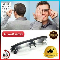 New Focus vision adjustable Reading Glasses Eyeglasses